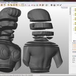Test mit dem 3D-Modell